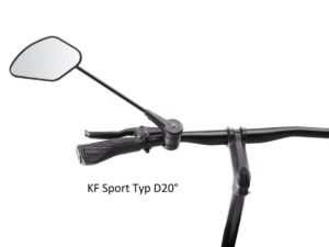 KF Sport D20° am Rad ohne Modul
