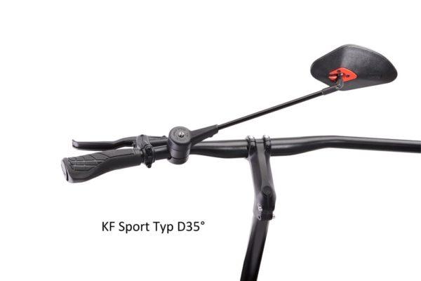 KF Sport D35° eingeklappt ohne Modul