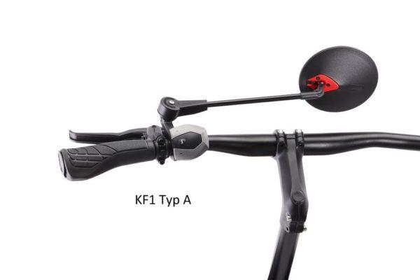 KF1 A eingeklappt