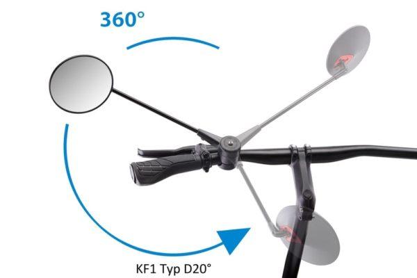 KF1 D20° 360°