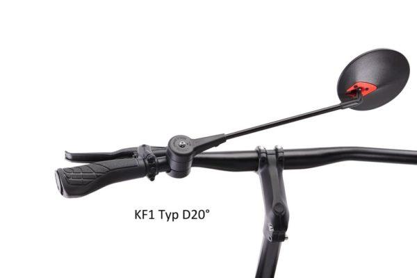 KF1 D20° eingeklappt
