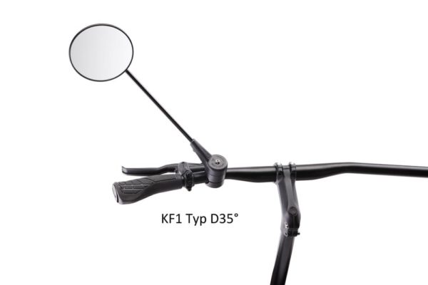 KF1 D35° am Rad ohne Modul