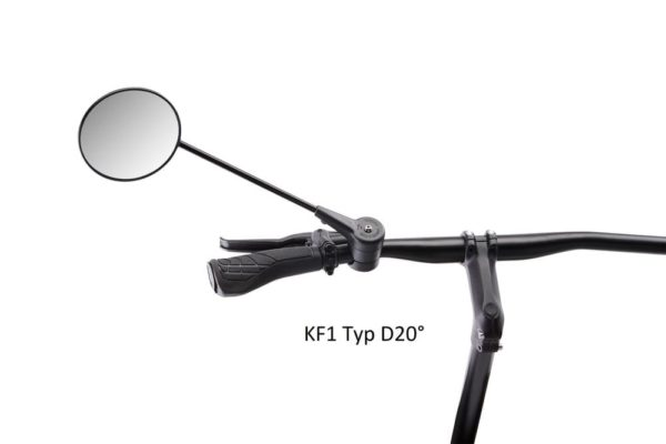 KF1D20° am Rad